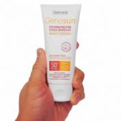 Genosun fps-50+ filtros minerales leche solar (100 ml)
