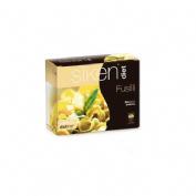 Siken diet fusilli pasta salsa aromat queso (2 u 50 g + salsa)