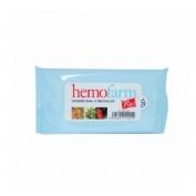 Hemofarm plus toallitas (sobre 20 toallitas)