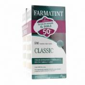 Farmatint 5m castaño claro caoba pack 50%