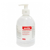 Acofar gel higie manos  500 ml