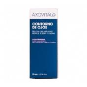 Axovital crema contorno ojos antiarrugas rellena (15 ml)