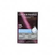 Clinuance colour pharma (tono 4m castaño caoba)