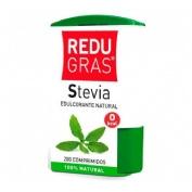 Redugras stevia (200 comprimidos)