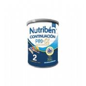 Nutriben continuacion 800 g + papilla sin gluten 300 g