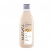 Mussvital essentials gel baño extto de avena (750 ml)