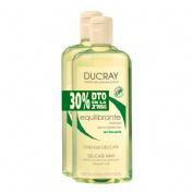 Champu dermoprotector equilibrante uso frecuente - ducray (400 ml 2 unidades)