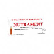 Nutrament (20 viales 10 ml)