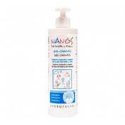 Hidrotelial nanos gel champu (500 ml)