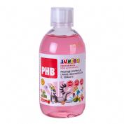 Phb junior enjuague bucal (1 envase 500 ml)