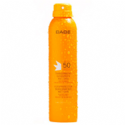 Babe fotoprotector 50 wet skin transparente (200 ml)