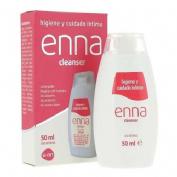 Enna cleanser gel limpiador higiene intima (1 envase 200 ml)