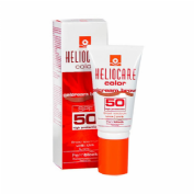 Heliocare color gelcrema spf 50 protector solar (brown 50 ml)
