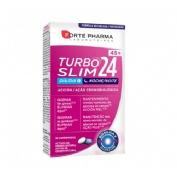 Turboslim 24 45+ (28 comprimidos)