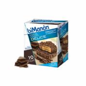 Bimanan bekomplett snack barquillo bombon crujiente (4 unidades 25 g)