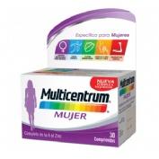 Multicentrum mujer (30 comprimidos)