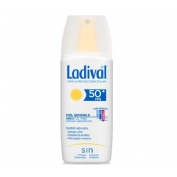 Ladival piel sensible spray fps 50+ (150 ml)