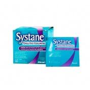 Systane toallitas humedas esteriles - limpieza parpebral (30 toallitas)