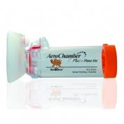 Aerochamber plus flow-vu - camara de inhalacion (neonato 1 u)