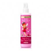 Nosa spray desenredante arbol del te (rosa 250 ml)