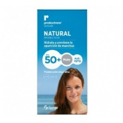 Protextrem natural invisible fluid fps 50+ (50 ml)