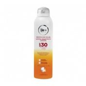 Be+ proteccion solar spf 30 aerosol corporal (tranparente 200 ml)