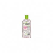 Agua de rosas 50% + glicerina 50% (300 ml)