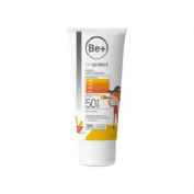 Be+ proteccion solar ultrafluido spf 50+ - facial y corporal  infantil (150 ml)