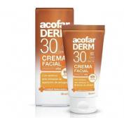 Acofarderm spf 30 crema facial (50 ml)