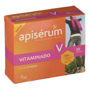 Apiserum vitaminado (30 capsulas)