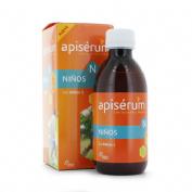 Apiserum niños (jarabe 250 ml)
