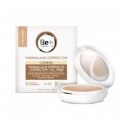 Be+ maquillaje compacto corrector oil free spf30 (p clara 10 g)
