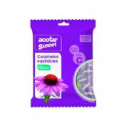 Acofarsweet caramelos s/ azucar (equinacea mentol bolsa 60 g)