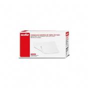 Acofar aposito esteril tejido sin tejer (10 cm x 20 cm 50 compresas)