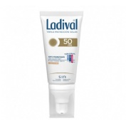 Ladival facial accion antimanchas con delentigo toque seco f (con color 50 ml)