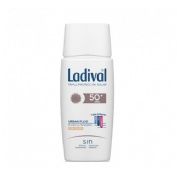 Ladival facial urban fluid pfs 50+ (color 50 ml)