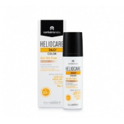 Heliocare 360º spf 50+ color gel oil-free - protector solar (bronze 50 ml)