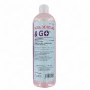 Agua de rosas & go (1 envase 750 ml)