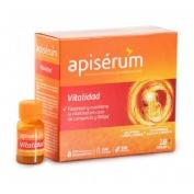 Apiserum vitalidad (18 viales)