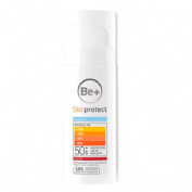 Be+ skin protect piel seca spf50+ (color 50 ml)