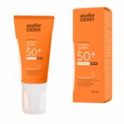 Acofarderm spf 50+ gel facial invisible (50 ml)