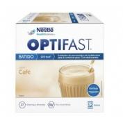 Optifast batido (53 g 12 sobres cafe)
