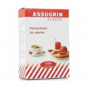 Assugrin classic - sacarina y ciclamato (650 comprimidos)