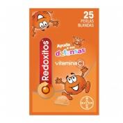 Redoxitos (25 perlas blandas)