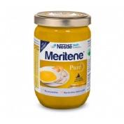 Resource pure (300 g merluza con bechamel)
