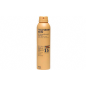 Fotoprotector isdin spf-15 gel spray transparent (200 ml)
