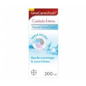 Ginecanesfresh higiene intima diaria (200 ml)