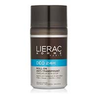 ales Groupe Italia lierac Homme déo 24h Roll-On – 100 ML