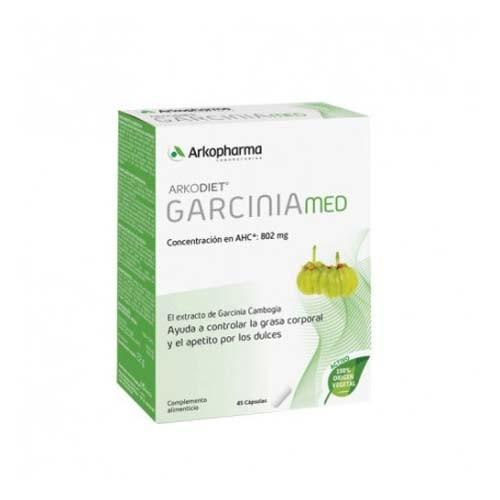 Garcinia cambogia arkodiet (400 mg 90 capsulas)