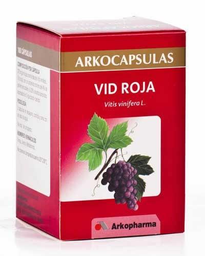 Arkocapsulas vid roja 100 caps